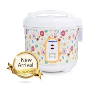 MIYAKO MCM-609 Magic Com 0.6 Liter Warm and Cook Rice Cooker Serbaguna