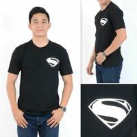 Kaos Logo Superman