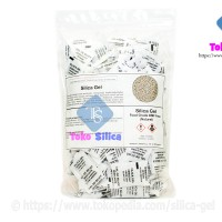 Silica gel food grade (Natural) 200 sachet