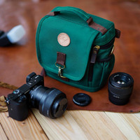 Tas Kamera Sling Bag Camera Mirrorless DSLR - Firefly Ivers Green