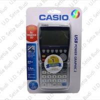 Kalkulator Graphic/Scientific Ilmiah Casio FX-9860 GII SD