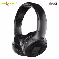 Zealot B19 Wireless Headset Bluetooth Headphone with TF & FM Radio