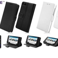 Original CAPDASE Folder Case Sider Classic Blackberry Z30