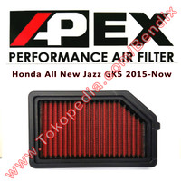 Filter Udara Honda All New Jazz GK5 2015-Now Apex Racing Filter