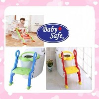 Baby Safe Ladder Step Potty toilet training tangga kloset anak