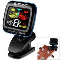 Alat Stem Gitar/ JOYO Tuner Guitar / Setem dengan Display LCD Berwarna