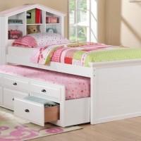 Furniture Kamar Set Tempat Tidur Dipan Anak Tingkat Susun Minimalis