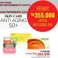 Skin Care Anti Aging 50+