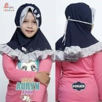 Jilbab Kerudung Anak Kecil Bergo Auryn Miulan Hijab