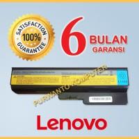 Baterai Laptop LENOVO 3000 N500 B460 B550 Series - 6 CELL