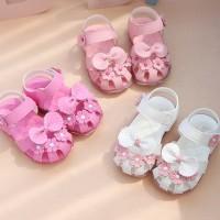 Sepatu Sendal Anak Bayi LED Murah Import