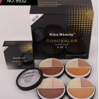 Concealer kiss beauty foundation