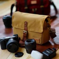 Tas Kamera Sling Bag Camera Mirrorless - Firefly Skye Khaki