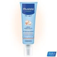 MUSTELA After Sun Spray 125ml Sunblock Baby