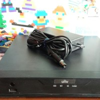 NVR 8 CHANNEL UNIVIEW NVR301 08 P8 SATA interface 8 PoE