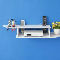 MH51033 Single Multifunction Floating Rack / Rak Dinding DVD serbaguna
