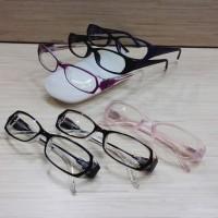 frame kacamata rectangle kecil