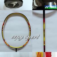 NEW...raket badminton flypower thunderbolt original