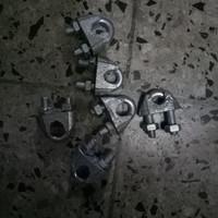 12mm klem kawat seling / wire clip / kuku macan