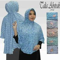 jilbab talia abstrak