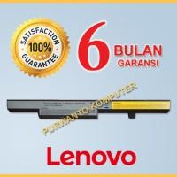 Baterai Laptop LENOVO IdeaPad Touch N40-70 N50-30 L12L4E55