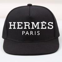 Topi Snapback Cotton Hermes Paris