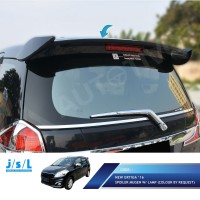 New Suzuki Ertiga Spoiler Mugen W/Color Warna Custom JSL