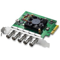 Blackmagic Decklink Decklink Duo 2 - PCI-E Capture Card 4 SDI I/O