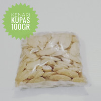 Kacang Kenari Kupas