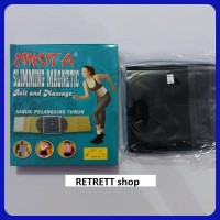 Korset Pelangsing Magnet Nikita Slimming Magnetic Belt And Massage