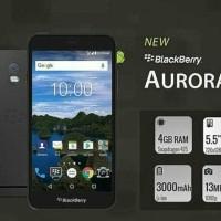 BLACKBERRY AURORA RAM 4/32GB - GARANSI RESMI 1 TAHUN INDONESIA