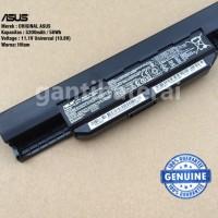 Baterai Laptop Original Asus A43, A43JC, A43E, A43J, A43U, A43S, A43SA