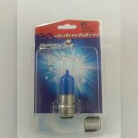 Lampu Motor Autovision Diamond Blue m5 kaki 1 Apex3R