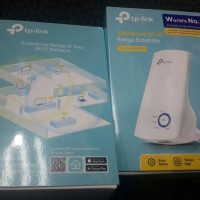 TP LINK TL-WA850RE (Up To 300 Mbps - WiFi Range Extender)