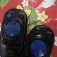 Remote audio car JVC