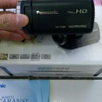 Panasonic Camcorder HC-V180 Garansi Resmi