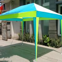 tenda cafe, tenda stand tenda bongkar pasang ukuran 2x3