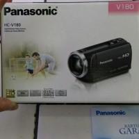 Panasonic HC-V180 Camcorder Garansi Panasonic Gobel Indonesia