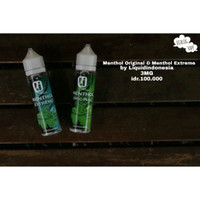 Menthol Original & Menthol Extreme by Liquid Indonesia