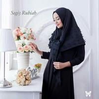 Jilbab Segi tiga rubiah instann