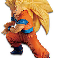 Banpresto Dragon Ball DBZ Super Saiyan 3 SS3 Goku Fes