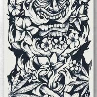 Tato/Tatto temporary/Tatto Temporer/ tatto design terbaru17x46 TQB033