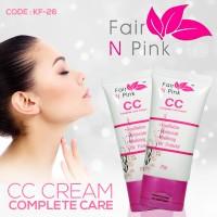 FAIR N PINK CC CREAM COMPLETE CARE CREAM ORIGINAL (KF-26)