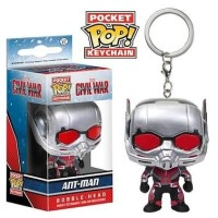 Original Funko Pocket Pop keychain - Marvel The Avengers Antman