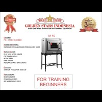 oven gas golden star type M40