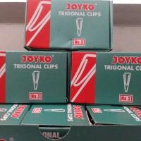 Trigonal Clips no. 3 dan no. 1, Joyko