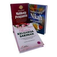Paket Buku Kado Pernikahan