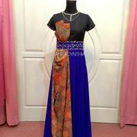 Origami Batik Dress
