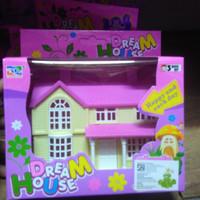MAINAN ANAK DREAM HOUSE MINI