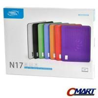 Deep Cool N17 Laptop Cooling Pad Fan Coolingpad Notebook Deepcool
